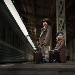 Little travellers